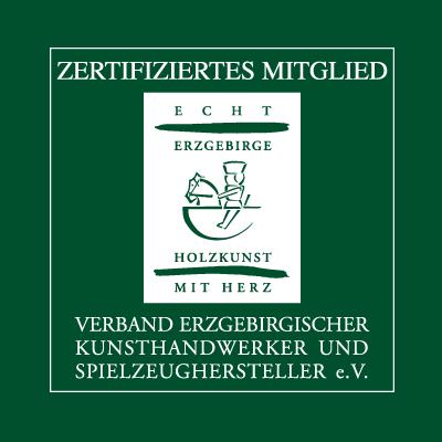 Logo Verband erzgebirgischer Kunsthandwerker und Spielzeughersteller e.V.