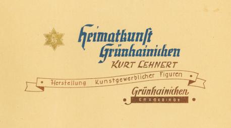 Katalogtitel Kurt Lehnert