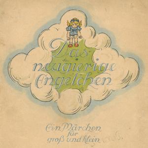 """Cover """"Das neugierige Engelchen"""""""