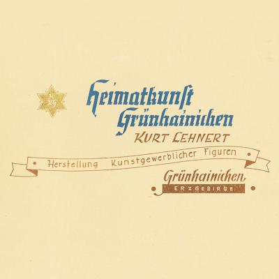Katalogtitel Heimatkunst Grünhainichen