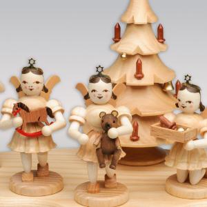"""Figurengruppe """"Weihnachtstraum"""" von BLANK Kunsthandwerk"""