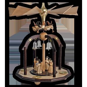Glöckchenpyramide von BLANK Kunsthandwerk
